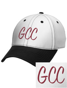 Grove City Christian School Jaguars Embroidered New Era Snapback Performance Mesh Contrast Bill Cap