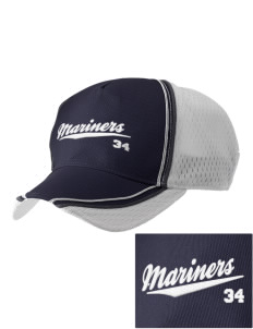 Pacific Harbor Christian School Mariners  Embroidered Champion Athletic Cap