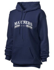 Pacific Harbor Christian School Mariners Unisex Hooded Sweatshirt