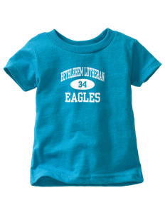 Bethlehem Lutheran School Eagles  Toddler Jersey T-Shirt