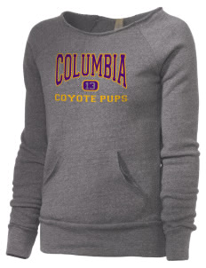 Columbia Elementary School Coyote Pups Alternative Women's Maniac Sweatshirt