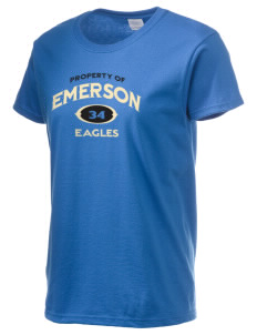 Emerson Elementary School Eagles Women's 6.1 oz Ultra Cotton T-Shirt