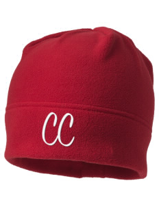 Community Christian School Lions Embroidered Fleece Beanie
