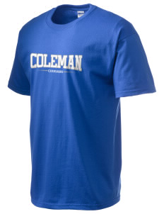 Coleman Prep School Cougars Ultra Cotton T-Shirt
