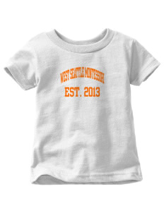 West Seattle Montessori School Globes  Toddler Jersey T-Shirt