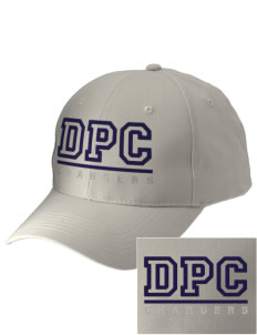 Dana Point Christian School Chargers Embroidered Low-Profile Cap