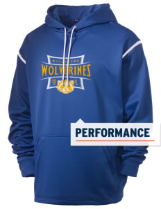Willamina Middle School Wolverines Men's Tech Fleece Sweatshirt