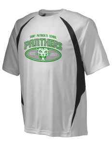 Saint Patrick's School Panthers Champion Men's Double Dry Elevation T-Shirt