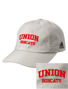 Union High School Bobcats Embroidered adidas Relaxed Cresting Cap