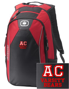 Agua Caliente Elementary School Bears Embroidered OGIO Marshall Backpack