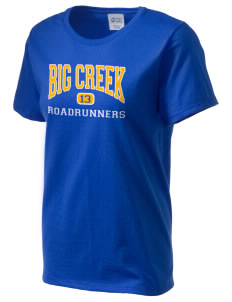 Big Creek Elementary School Roadrunners Women's Essential T-Shirt
