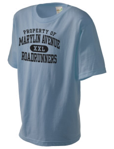 Marylin Avenue Elementary School Roadrunners Kid's Organic T-Shirt