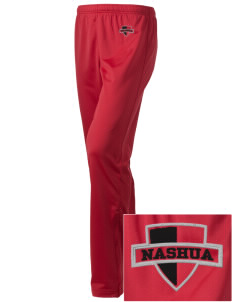Nashua Elementary School Huskies Embroidered Holloway Women's Contact Warmup Pants