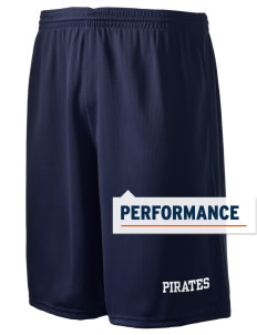 "Guttenberg Elementary School Pirates Holloway Men's Speed Shorts, 9"" Inseam"