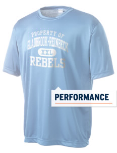 Gladbrook-Reinbeck School Rebels Men's Competitor Performance T-Shirt