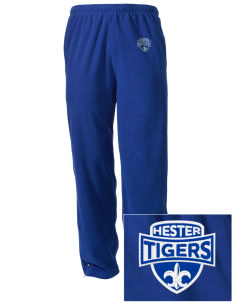 Hester Elementary School Tigers Embroidered Holloway Men's Flash Warmup Pants