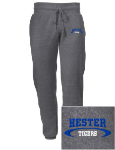 Hester Elementary School Tigers Embroidered Alternative Men's 6.4 oz Costanza Gym Pant