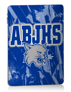 August Boeger Junior High School Bobcats Apple iPad Skin
