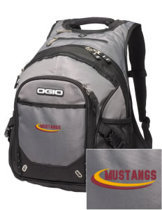 Armstrong-Ringsted Middle School Mustangs Embroidered OGIO Fugitive Backpack