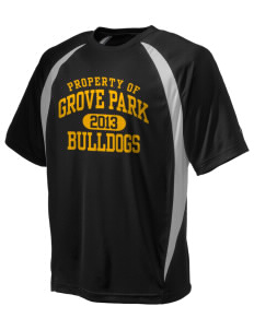 Grove Park Elementary School Bulldogs Champion Men's Double Dry Elevation T-Shirt