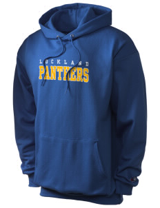 Lockland Elementary School Panthers Champion Men's Hooded Sweatshirt