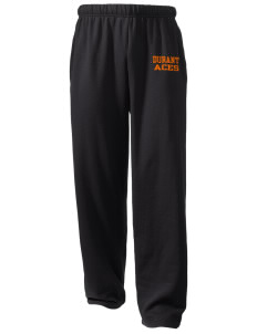 Durant Elementary School Aces  Holloway Arena Open Bottom Sweatpants