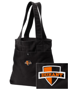 Durant Elementary School Aces Embroidered Alternative The Berkeley Tote