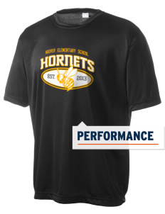 Hoover Elementary School Hornets Men's Competitor Performance T-Shirt