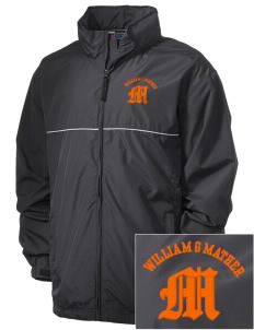 William G Mather Middle School Mustangs Embroidered Men's Element Jacket
