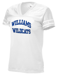 Williams Elementary School Wildcats Holloway Women's Fame Replica Jersey