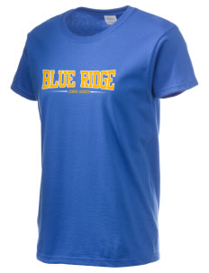 Blue Ridge Middle School Junior Jackets Women's 6.1 oz Ultra Cotton T-Shirt