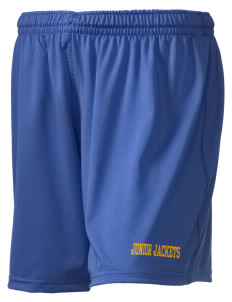 "Blue Ridge Middle School Junior Jackets Holloway Women's Performance Shorts, 5"" Inseam"