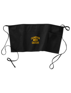 Cameron Elementary School Chargers Waist Apron with Pockets