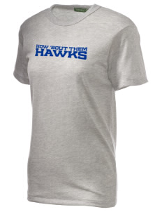 Holder Elementary School Hawks Alternative Unisex Eco Heather T-Shirt