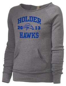 Holder Elementary School Hawks Alternative Women's Maniac Sweatshirt