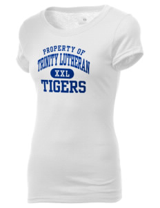 Trinity Lutheran School Tigers Holloway Women's Groove T-Shirt