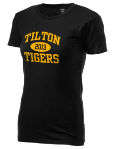 Tilton Elementary School Tigers Alternative Women's Basic Crew T-Shirt
