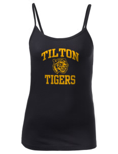 Tilton Elementary School Tigers Women's Louise Longer Length Tank