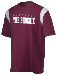 Marshall High School The Phoenix Holloway Men's Rush T-Shirt