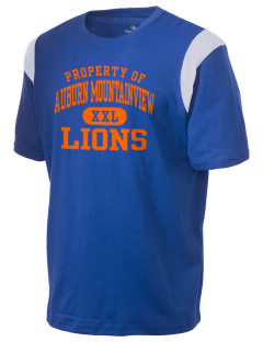 Auburn Mountainview High School Lions Holloway Men's Rush T-Shirt
