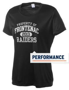 Frontenac High School Raiders Women's Competitor Performance T-Shirt