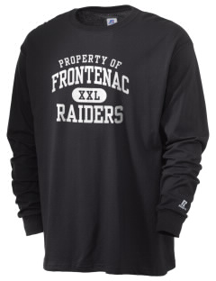Frontenac High School Raiders  Russell Men's Long Sleeve T-Shirt