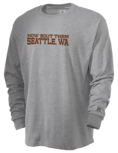 Ratio Interactive Seattle, WA  Russell Men's Long Sleeve T-Shirt