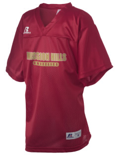 Mission Hills High School Grizzlies Russell Kid's Replica Football Jersey
