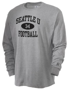 Seattle U High School Seattle U  Russell Men's Long Sleeve T-Shirt