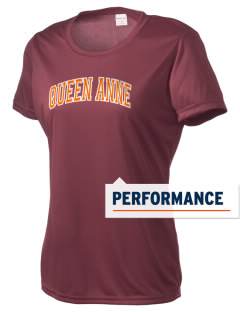 Queen Anne High School Grizzlies Women's Competitor Performance T-Shirt