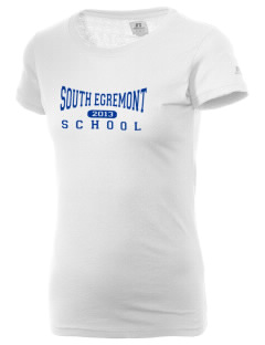 South Egremont School  Russell Women's Campus T-Shirt