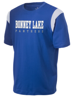 Bonney Lake High School Panthers Holloway Men's Rush T-Shirt