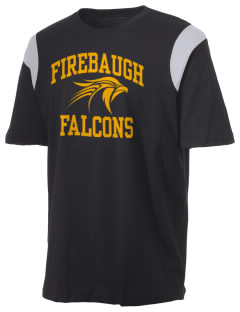 Firebaugh High School Falcons Holloway Men's Rush T-Shirt