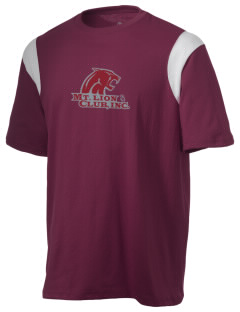 Concord University mountain lions Holloway Men's Rush T-Shirt